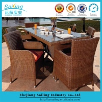Steel Frame Worthful Famous Restaurant Furniture