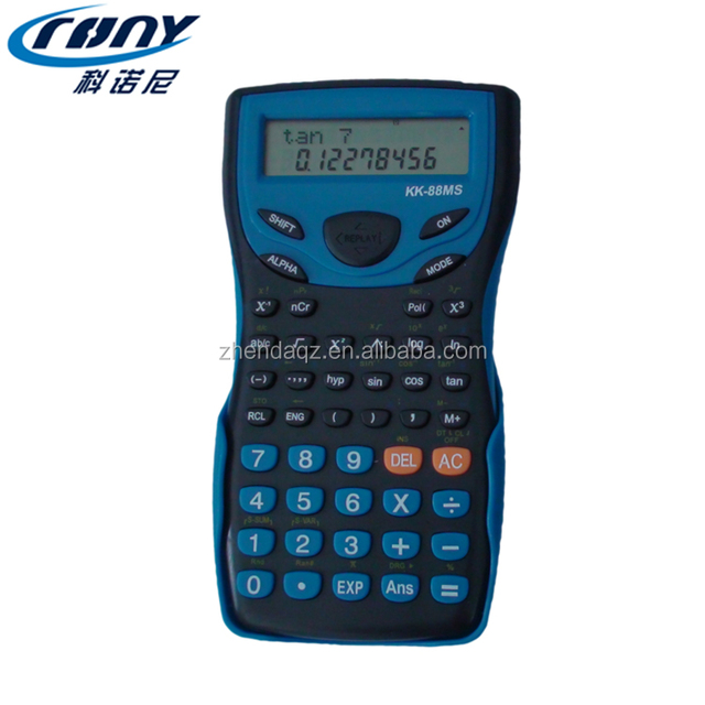 hot selling 2018 CRONY customized calculator,Graphic Calculator,crony scientific calculator price