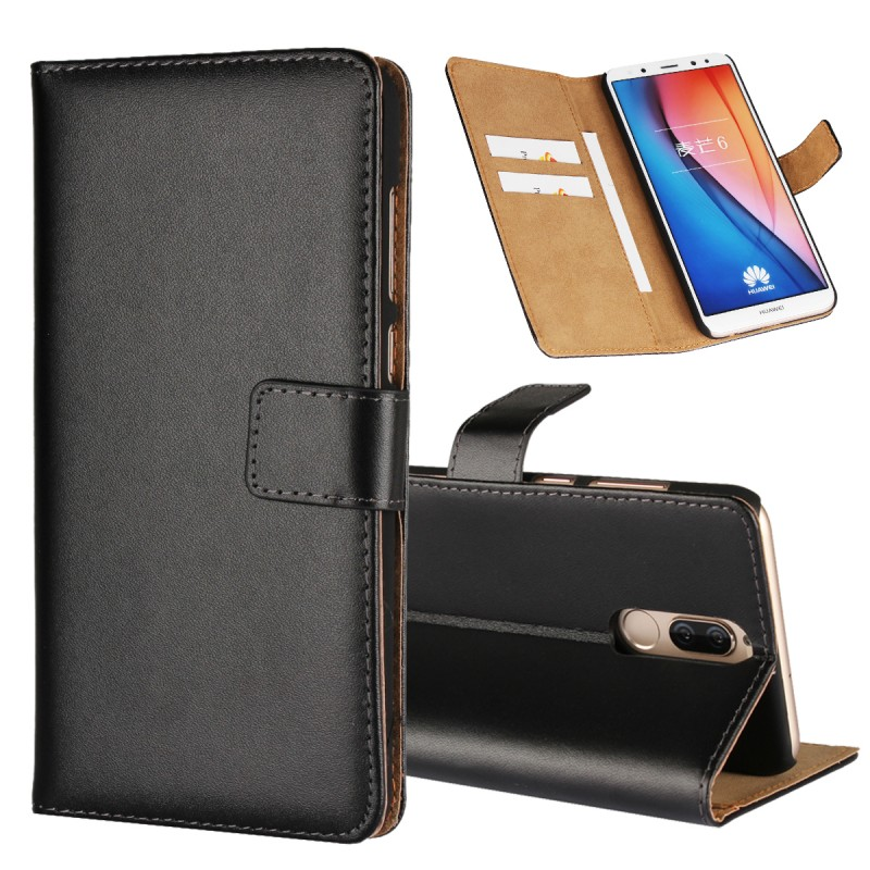 Phone Accessories Mobile Case View Flip Leather Phone Case For Huawei Mate 10 Lite Maimang 6 Nova 2i Honor 9i