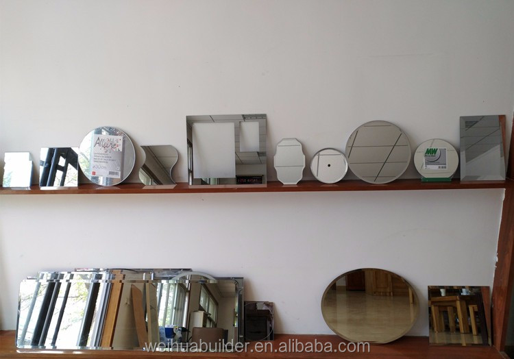 Factory Price Per Meter Wall Mirror for All Sizes and Shapes