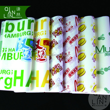 Burger Wrapping Paper With Beautiful Design And Competitive Price