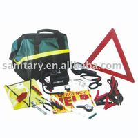 Fashion car tools kit auto accessories elastic tow rope LD30705