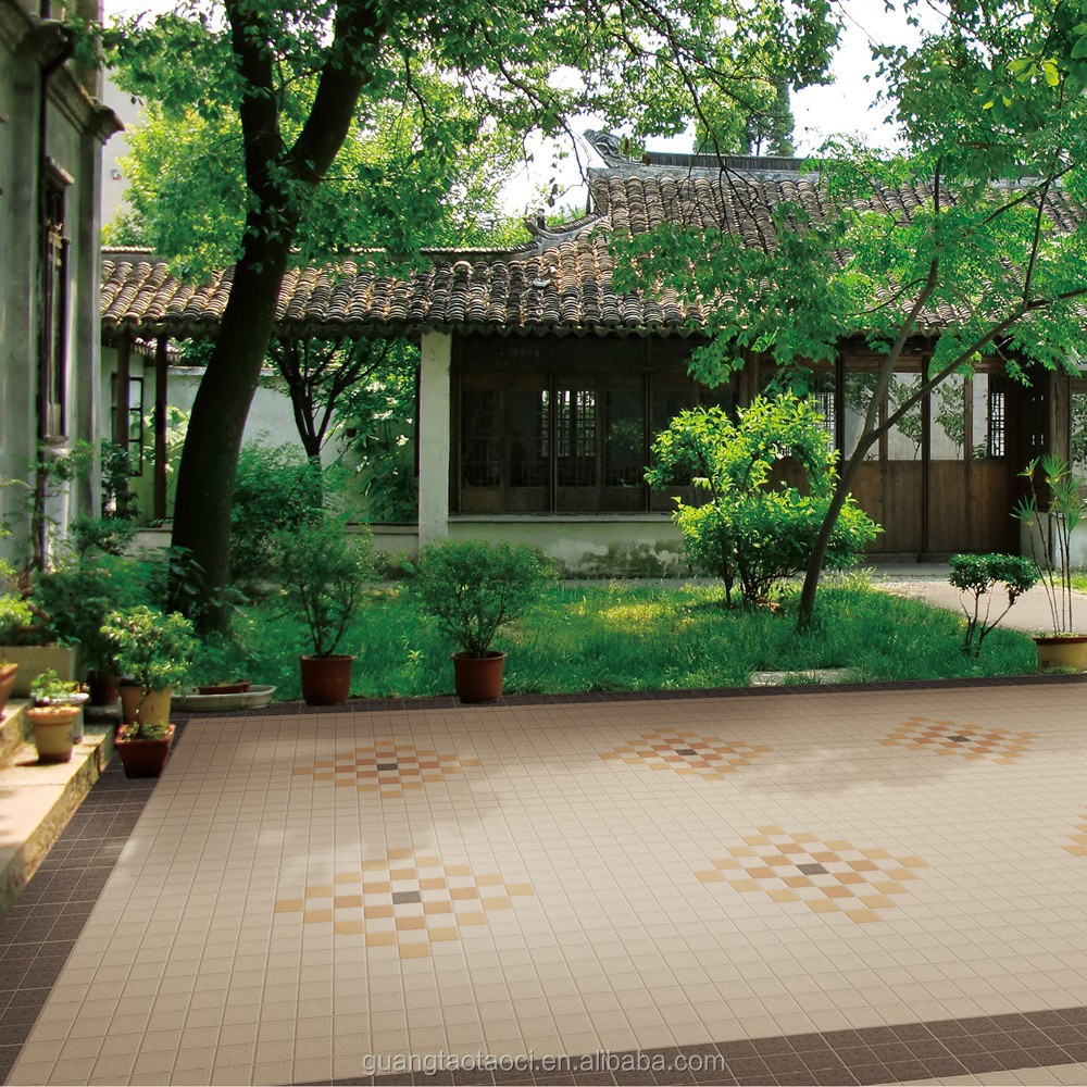 cheap wear resistant floor adrasive outdoor porcelain bricks ceramics tiles for construction materials