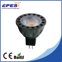 7W LED Light Bulb Dimmable MR16
