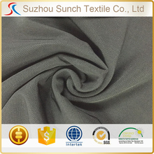 90% polyester 10% spandex rayon mesh fabric