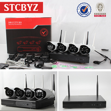 Wifi garden surveilance new product cctv wireless kit for home security