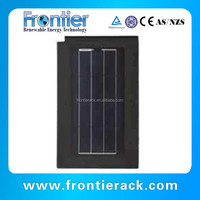 2016 High efficiency 20W solar panel roof tiles
