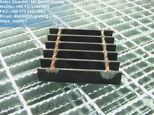 galvanized outdoor bar grating,galvanised steel grating stair
