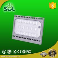 50W high lumen stainless steel mini led flood light for outdoor