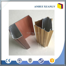 China top powder coated aluminium profile for windows