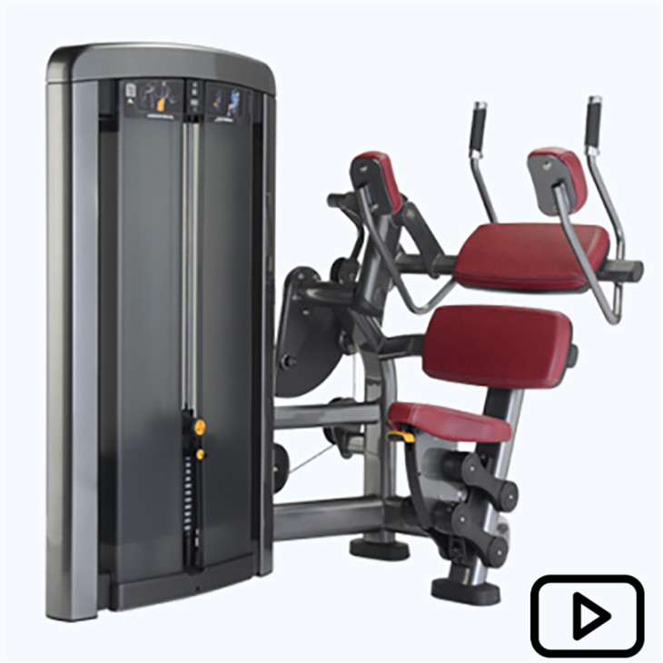 2017 new multi second hand home fitness gym equipment for sale RuiBu-9021