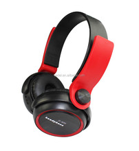 Newest China New Custom Phone Accessories Bluetooth Headphones with SD/TF Card Function for Ringtones