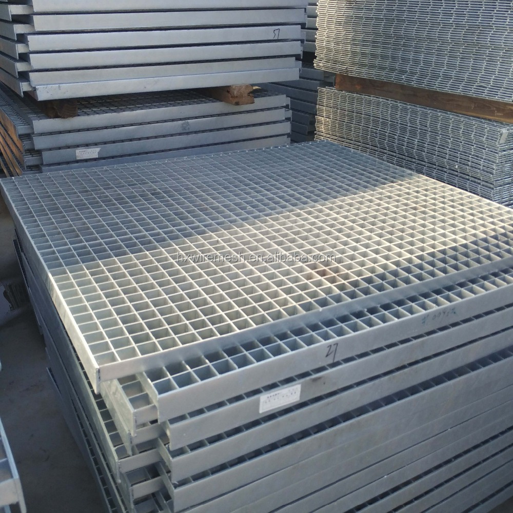 Steel Grating for Workshop Platform / Steel Grating Galvanized / Steel Grating Factory Direct Sale