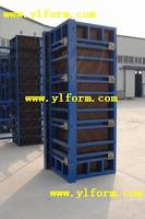 Steel Framed Plywood Formwork Steel Panel