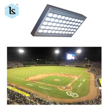 best outdoor 500watt led flood light bulbs to replace 1500watt metal halide sports lighting design baseball fields in USA