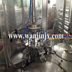 Automatic mineral water bottle filling machine cost
