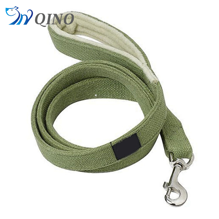 QN-A-1034 organic hemp dog leash
