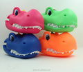 Plastic eco-friendly pvc dinosaur scooter head have in stock,kids scooter head factory selling