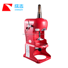Small Snow Ice Shaving Machine| Continuous Soft Heart Ice Making Machine