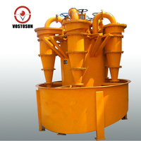 Gold mine machinery hydrocyclones for sale