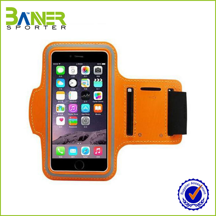 Neoprene waterproof sport armband phone case