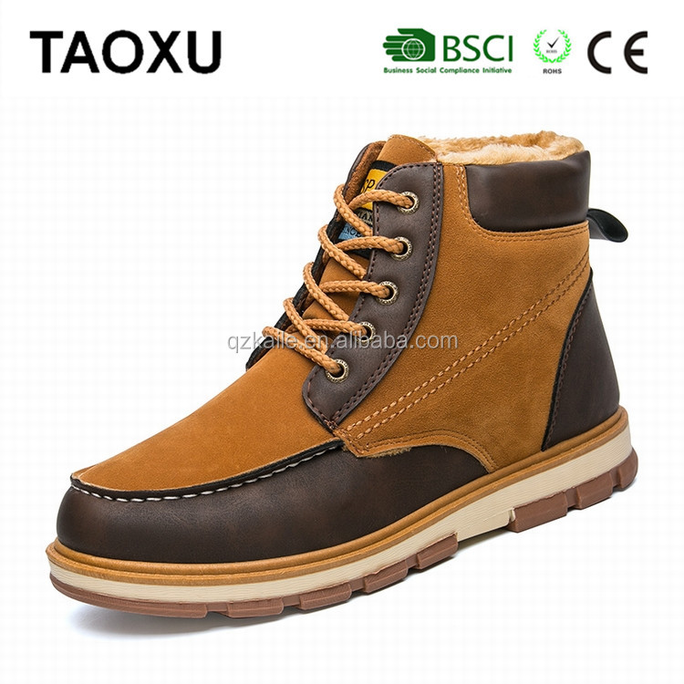 wholesale western <strong>boots</strong> winter <strong>boots</strong> fashion 2018 adult high ankle add cotton shoes man keep warm lowest price