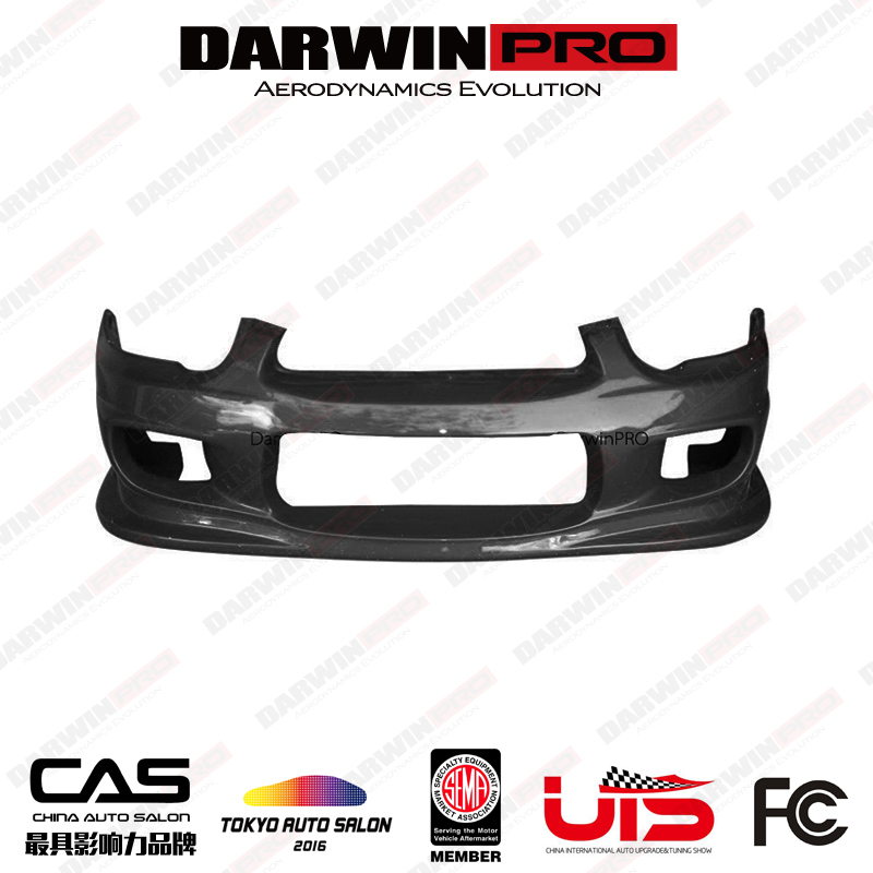 DarwinPRO 02-06 Impreza Wrx Sti Body kit set Ings style body kit parts