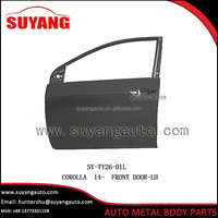 Made in China front door For Toyota Corolla 14- Auto Body Parts