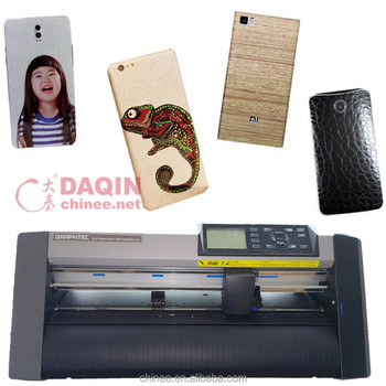 Daqin mobile skin design software free sticker cutting software