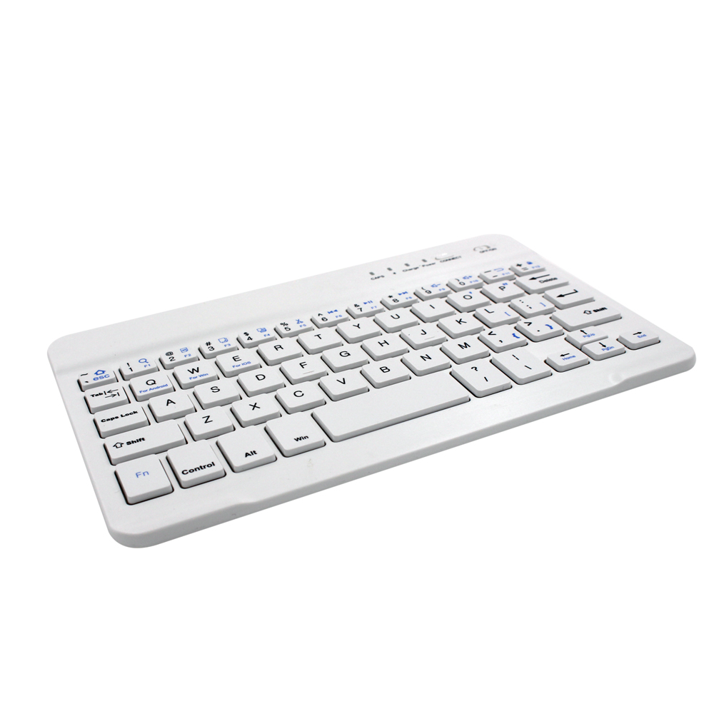 mini Ultra Thin Bluetooth Multimedia Tablet Portable Travel Keyboard for iPad