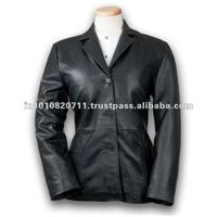 Ladies Leather Blazers