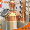 Steam Heating Copper Alcohol Distillation Tower
