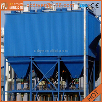 low pressure pulse fabric dust collector,dust filters
