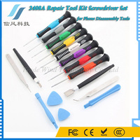 2408A Phone Disassemble Tools Set Kit Screwdrivers for Smartphone