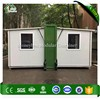 New design movable cheap sandwich panel prefab house 20 ft 40 ft expandable container house for sale