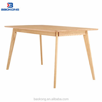 Dining Room Table Solid Wood Home Furniture