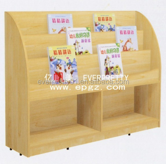 Wooden Library Bookshelf Kindergarten Classroom School Furniture Buy School Furniture Wooden