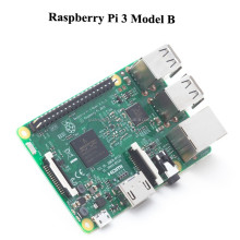 2016 New Raspberry Pi 3 Model B 1.2GHz 1GB RAM WiFi Bluetooth