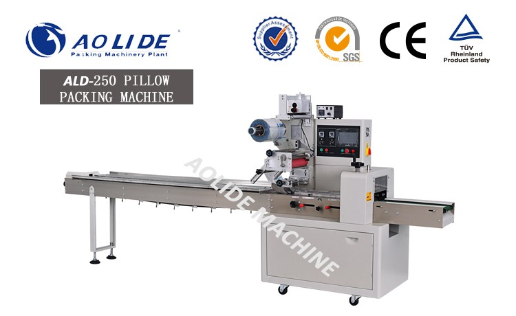 Price Automatic ice cream bar /Popsicle/ ice-lolly packing machine with CE