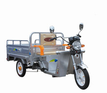 48V blue electric passenger use tricycle for 2 passengers battery rickshaw