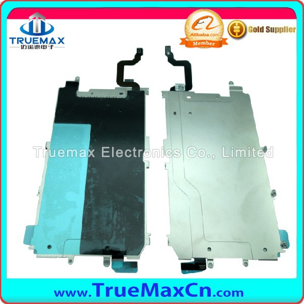 For iPhone 6 LCD Back Shielded Metal Board With Replacement Mainboard flex For iPhone