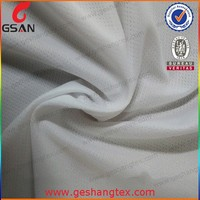 Polyester knit moisture wicking fabric