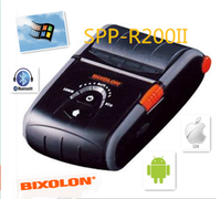cheap portable wireless mini bluetooth thermal printer Bixolon SPP-R200II for android & iphone
