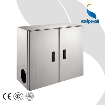 Stainless Steel waterproof outdoor metal cabinet