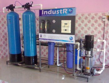 Industrial Reverse Osmosis Plant 1000 LPH