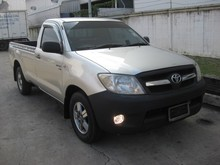 2005 Toyota Hilux Vigo Single Cab 2.5 L MT