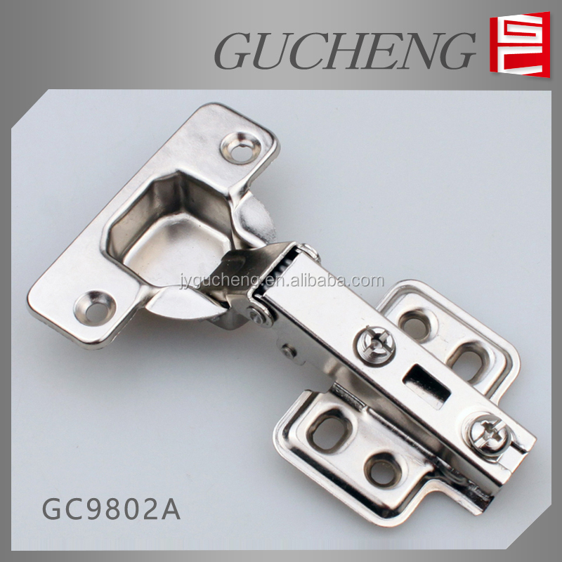 Jieyang furniture fitting one way cabinet FGV hinge