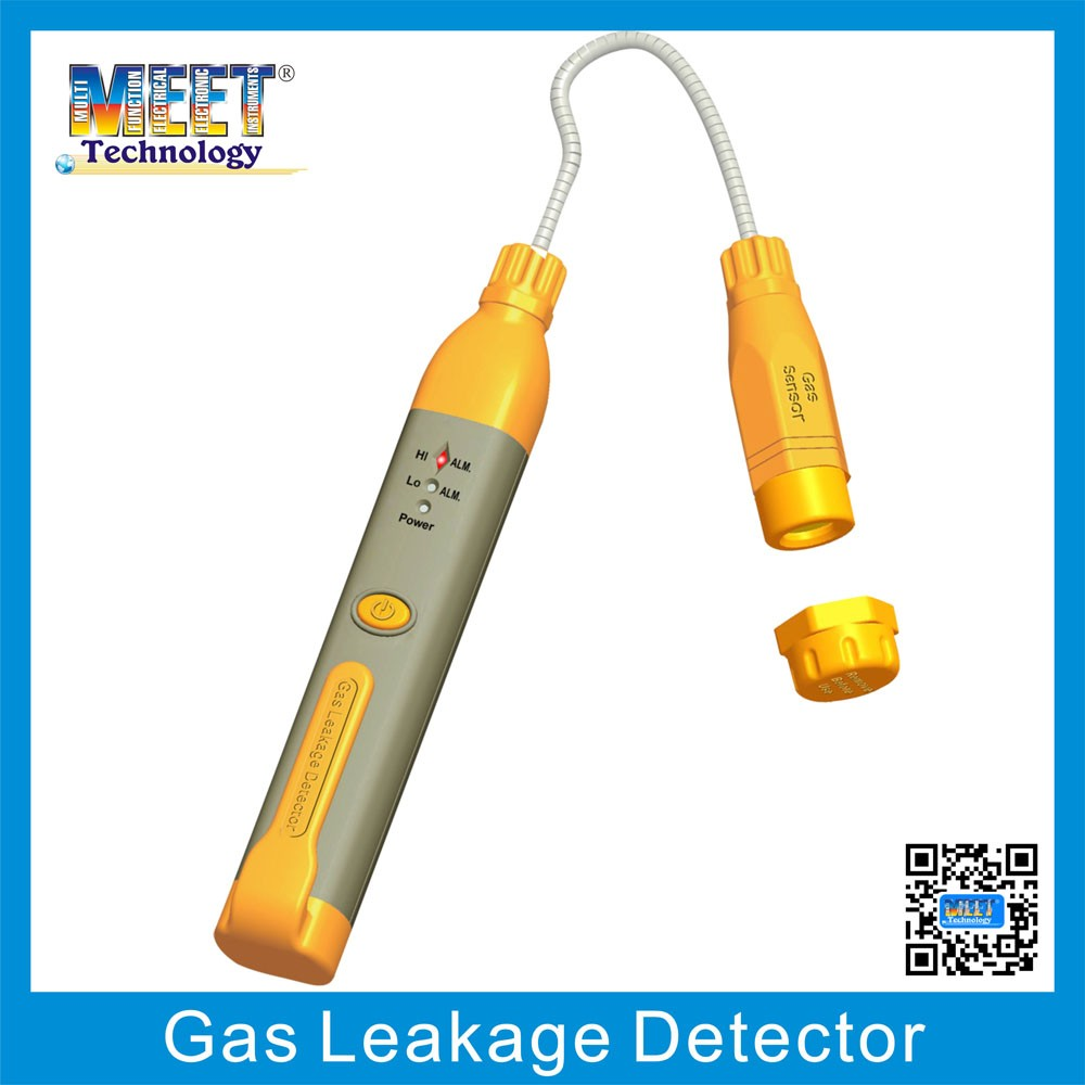 MS-GLD4 Portable Nature Gas Leakage Detector in Alarm
