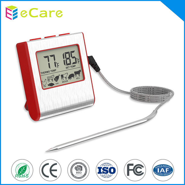Newest digital cooking meat and food thermometer