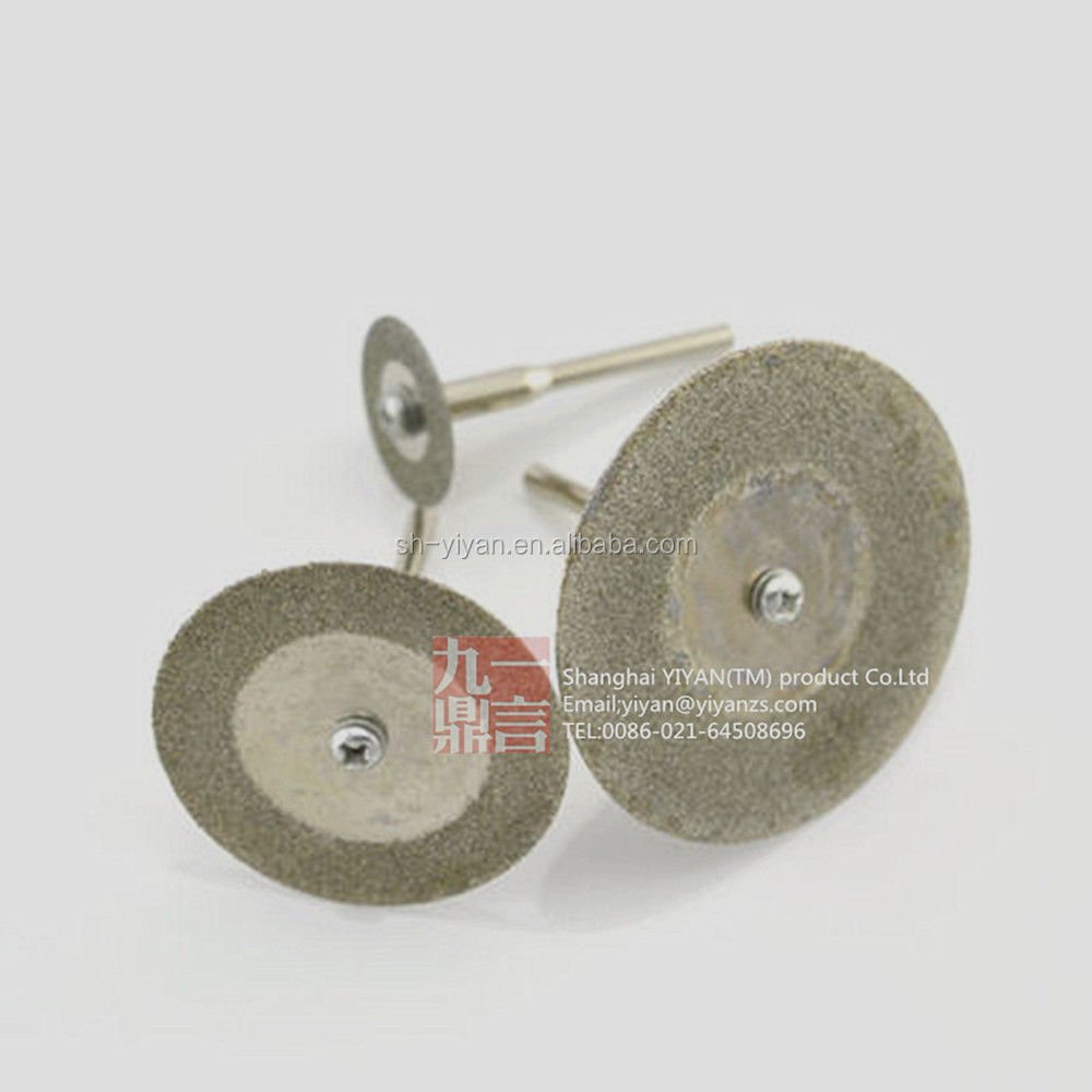 China supplier diamond coated cutting disc saw blade wheel outra-thin for smooth cutting glass stone